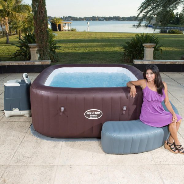 How to Choose an Inflatable Spa